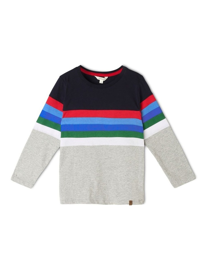 Striped Long Sleeve T-Shirt image 1