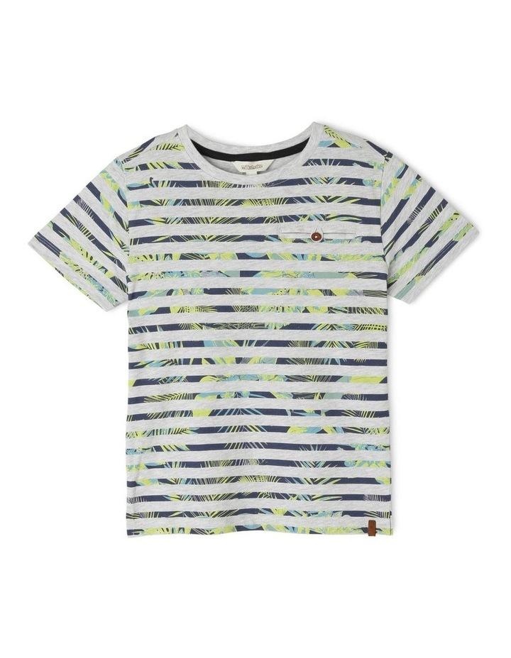 Stripe Printed Shirt image 1