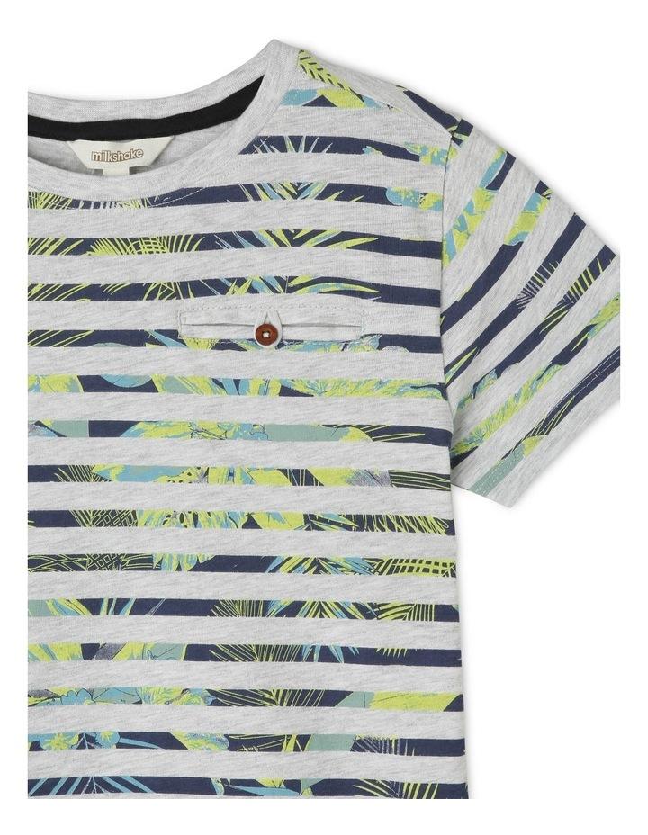 Stripe Printed Shirt image 2
