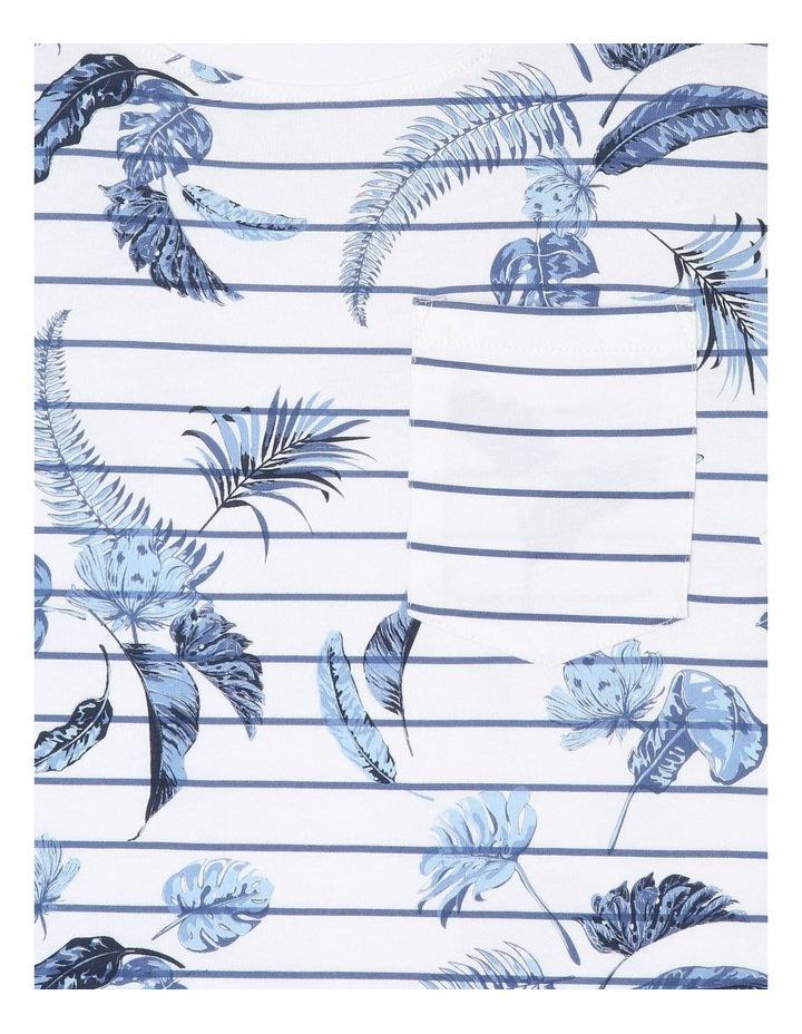 Palm Striped Tee image 2