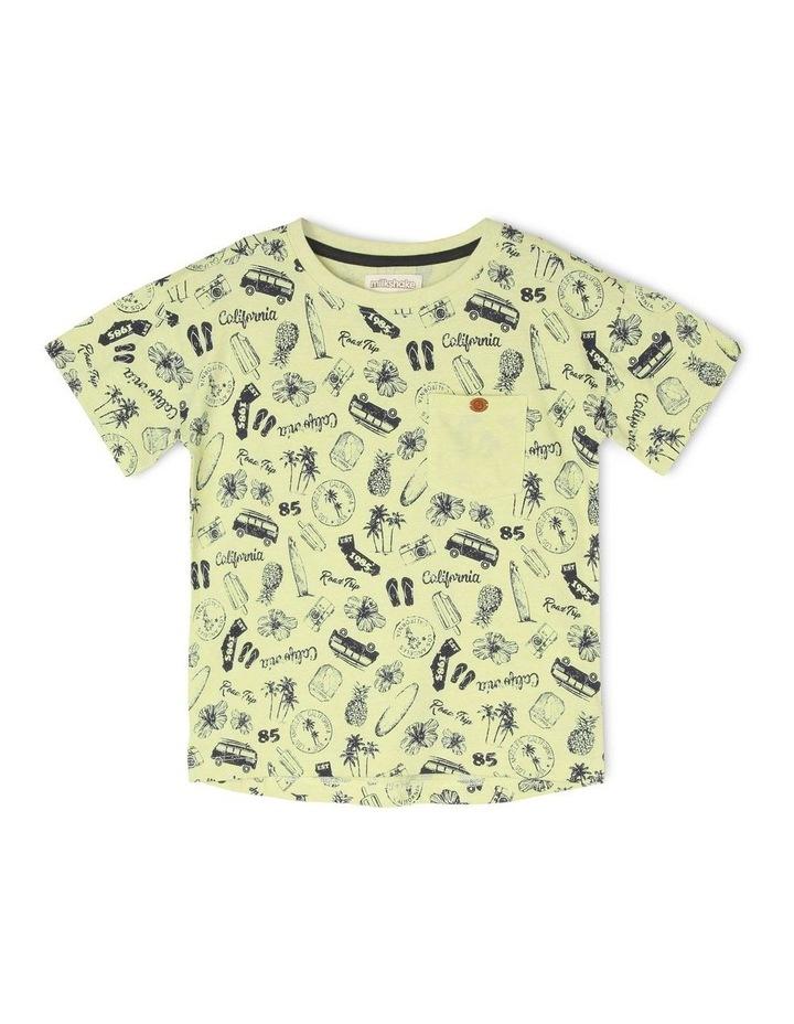 California Print T-Shirt image 1