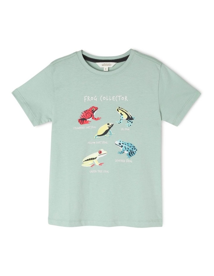 Essentials T-Shirt - Frogs image 1