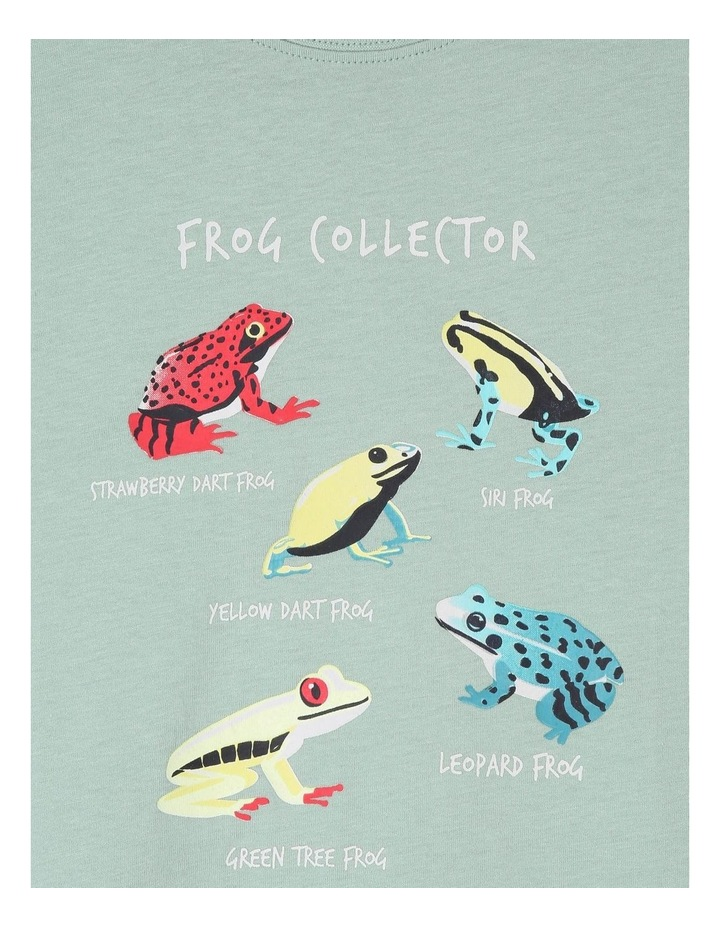 Essentials T-Shirt - Frogs image 2