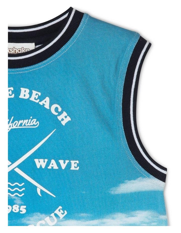 Wild Wave Singlet image 2