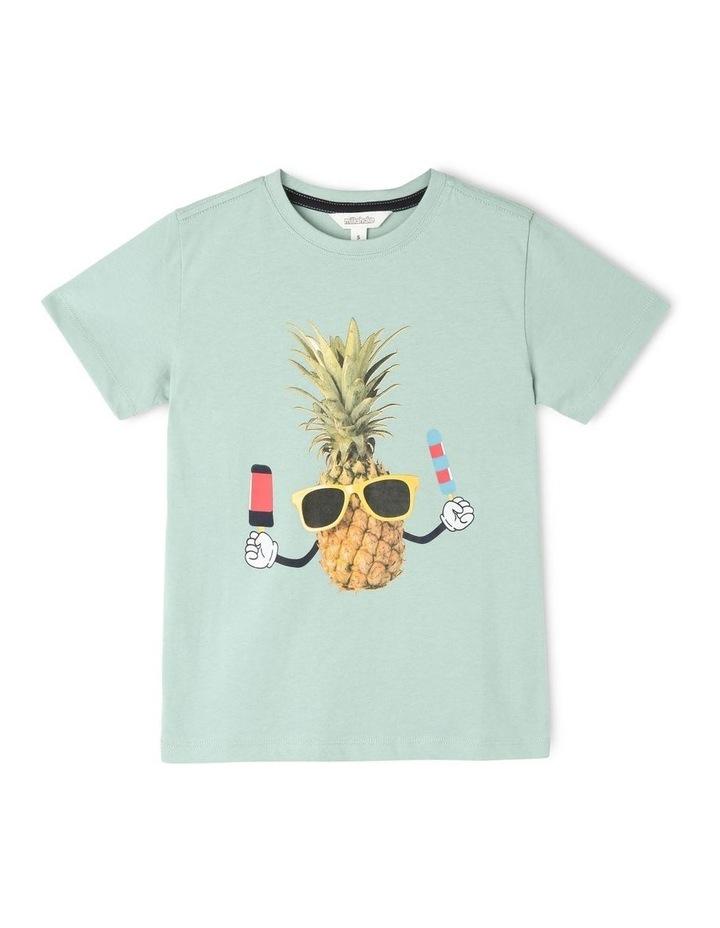 Pineapple Head Essential T-Shirt image 1