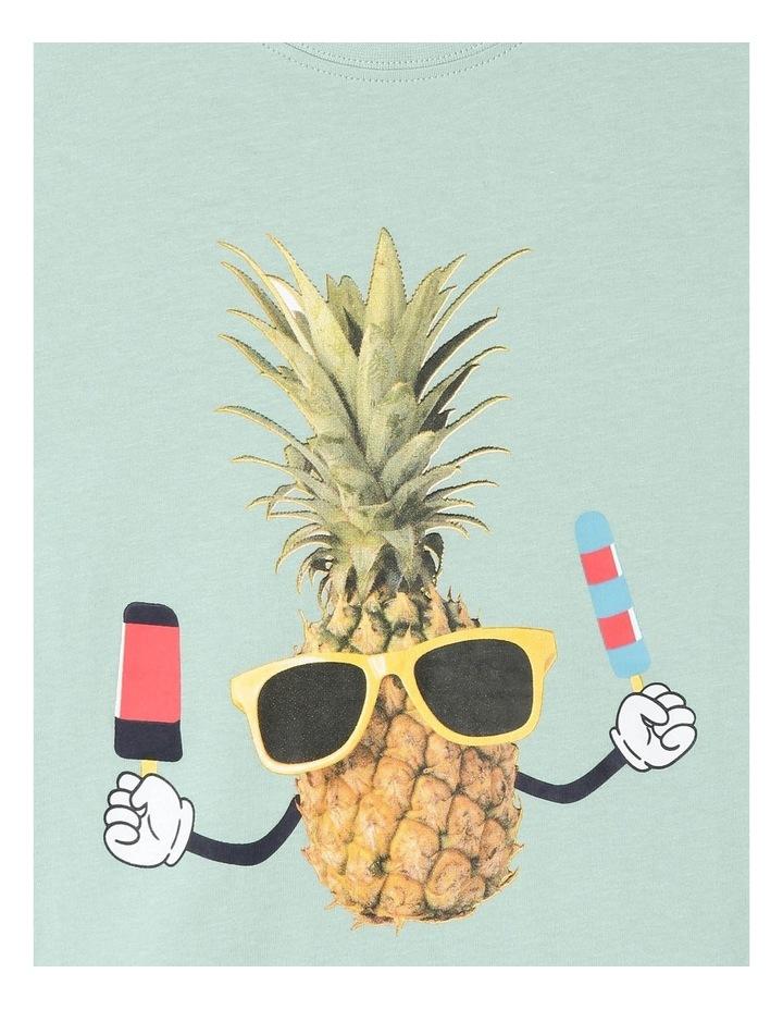 Pineapple Head Essential T-Shirt image 2