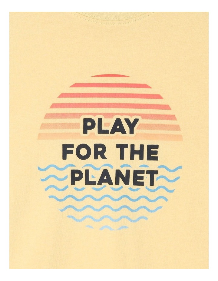 Play For The Planet Essential T-Shirt image 2