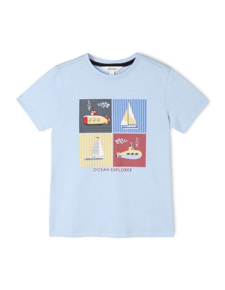Ocean Explorer Essential T-Shirt image 1
