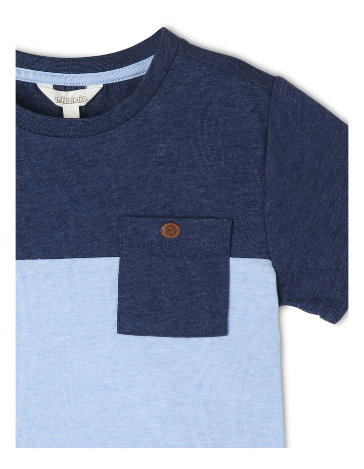 Spliced T-Shirt image 2