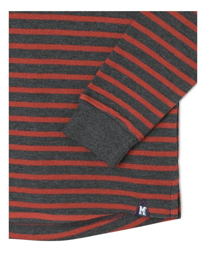 Long-Sleeve Waffle T-Shirt image 3