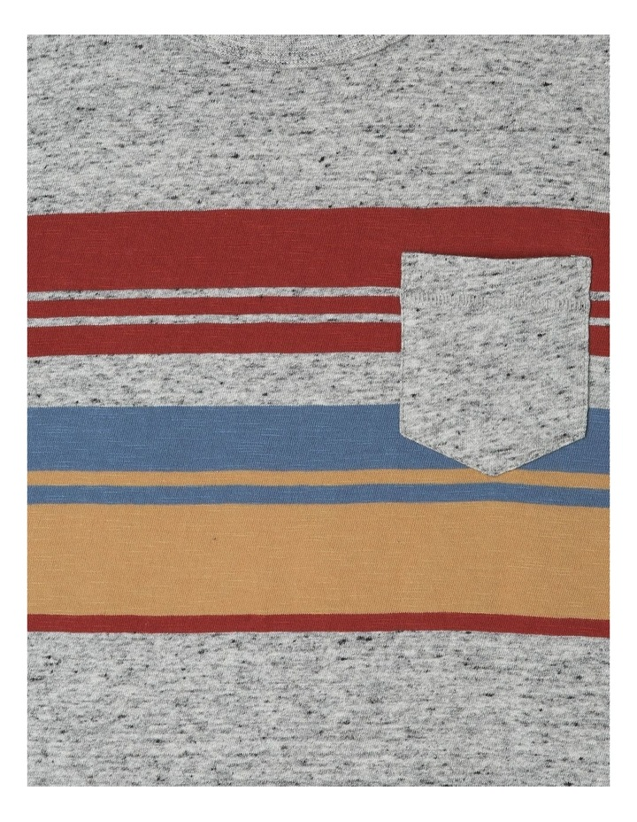 Striped Long-Sleeve T-Shirt image 2