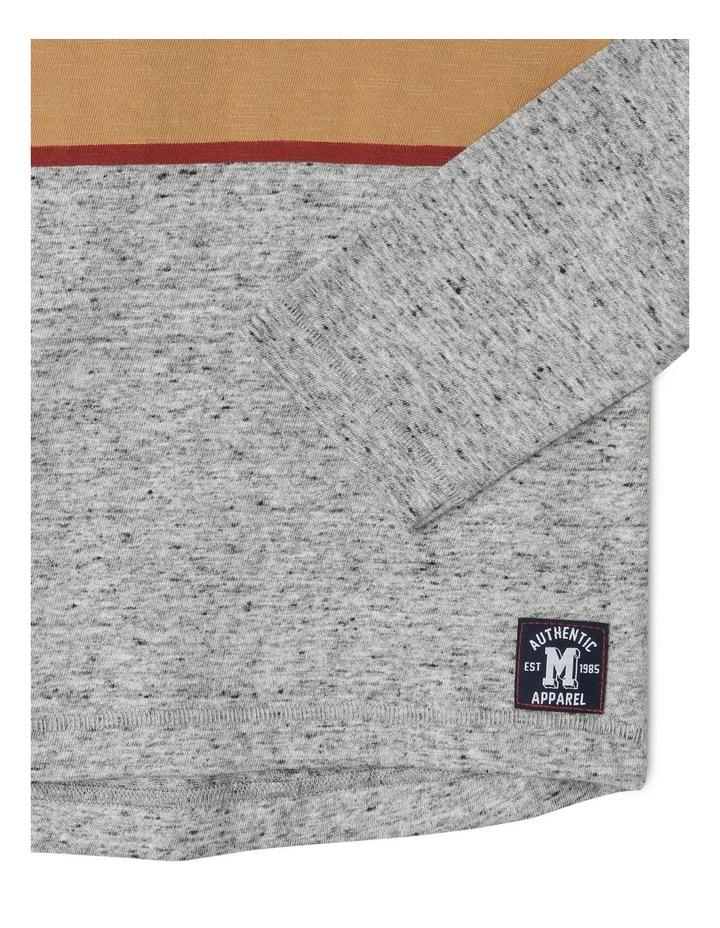 Striped Long-Sleeve T-Shirt image 3