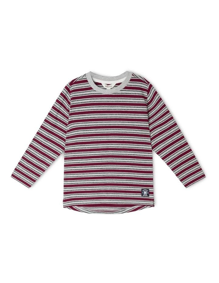 Yarn-Dyed Slub T-Shirt image 1