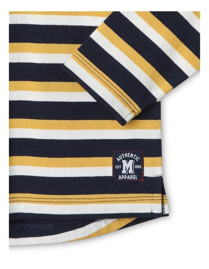Yarn-Dyed Slub T-Shirt image 2