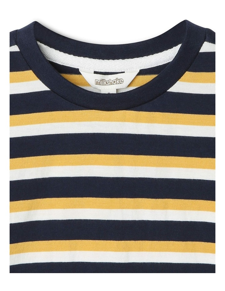 Yarn-Dyed Slub T-Shirt image 3