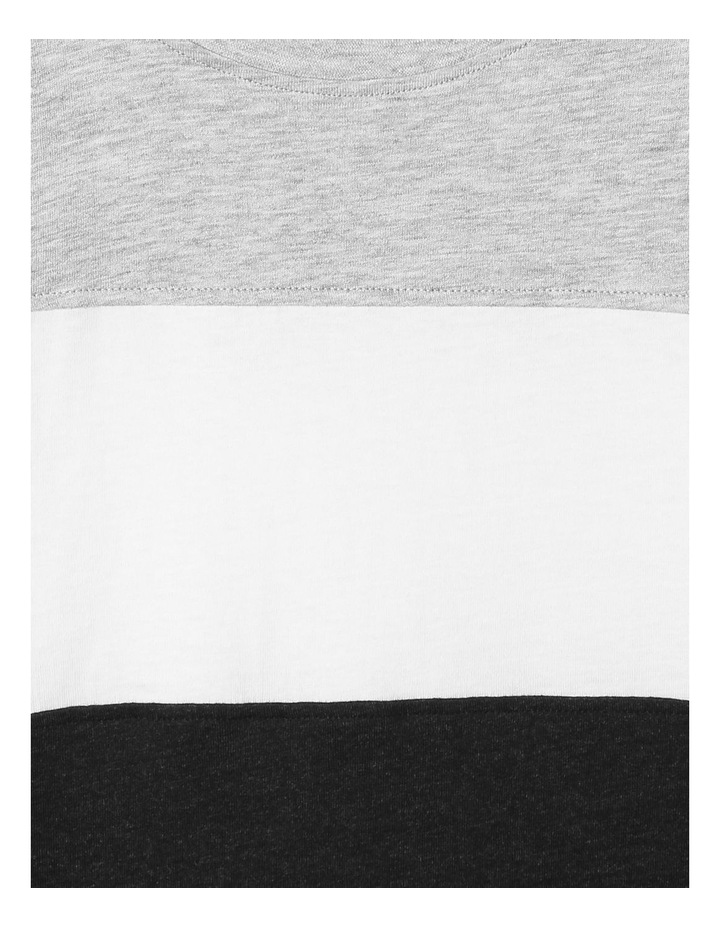 Spliced Long-Sleeve T-Shirt image 3