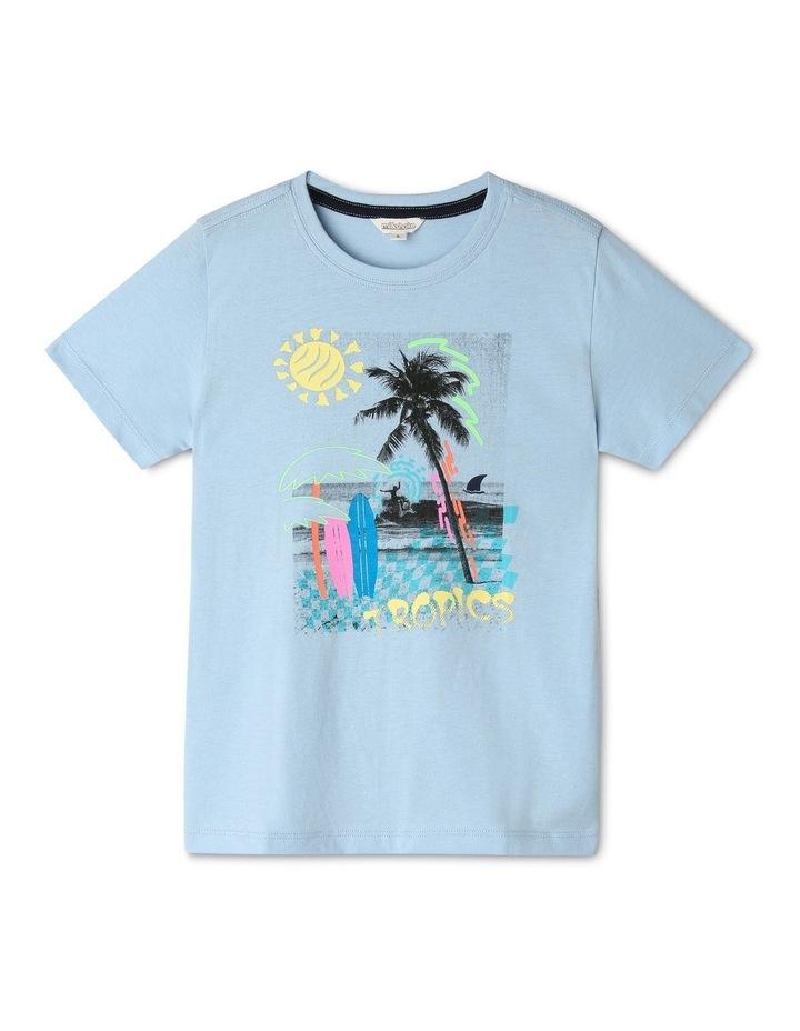 Essentials Print T-Shirt image 1