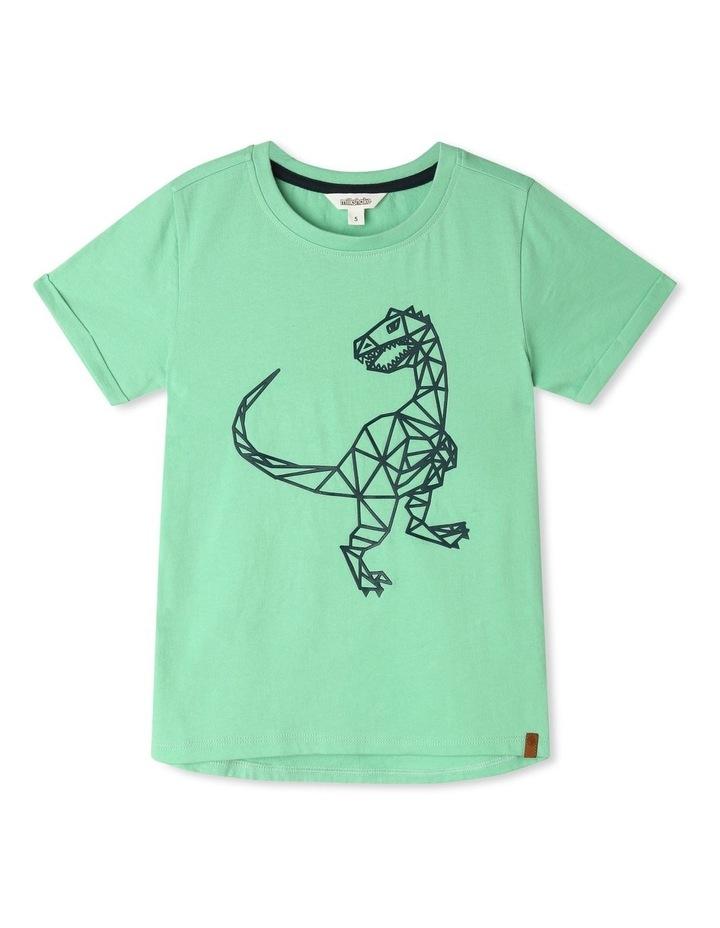 Roll Cuff T-Shirt image 1