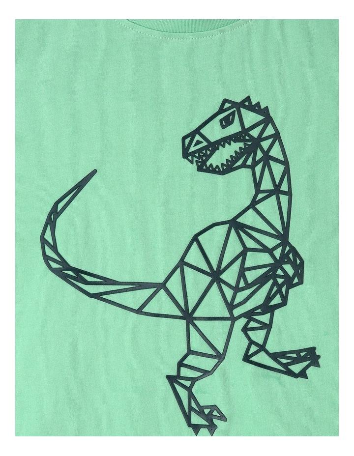Roll Cuff T-Shirt image 2