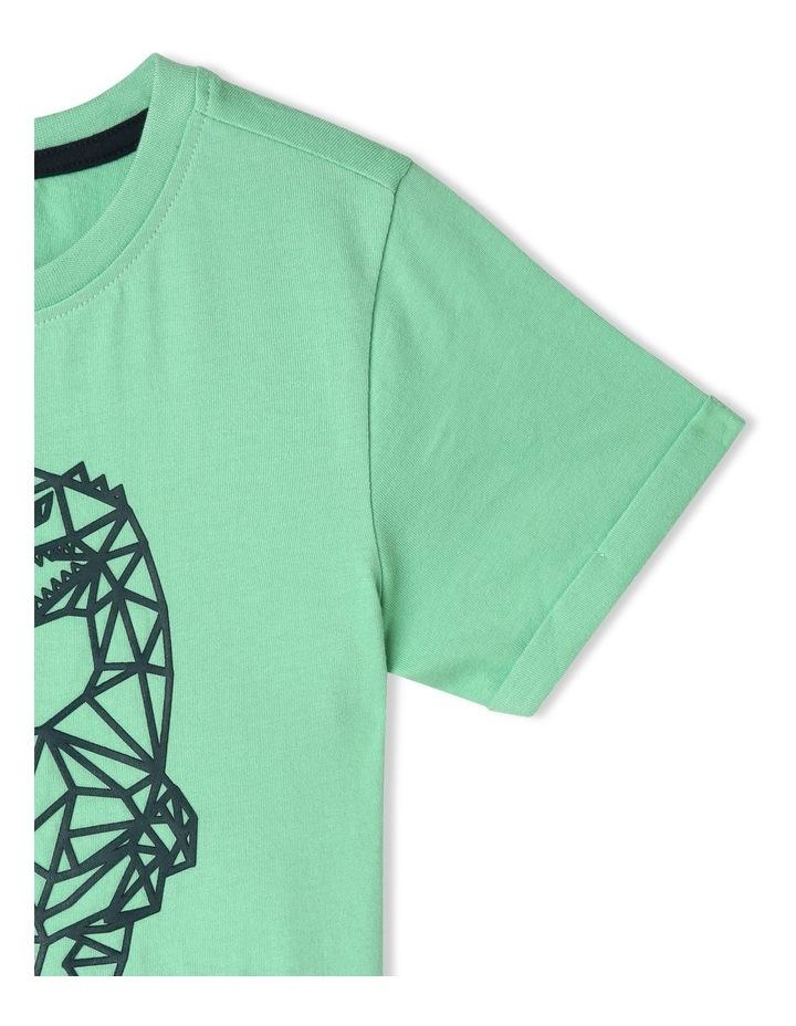 Roll Cuff T-Shirt image 3