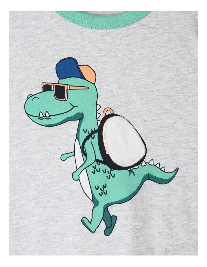 Knit 3D Applique T-Shirt image 2