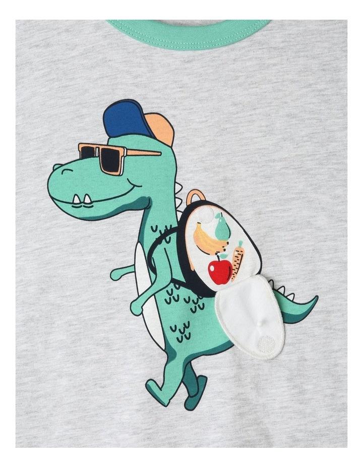Knit 3D Applique T-Shirt image 3