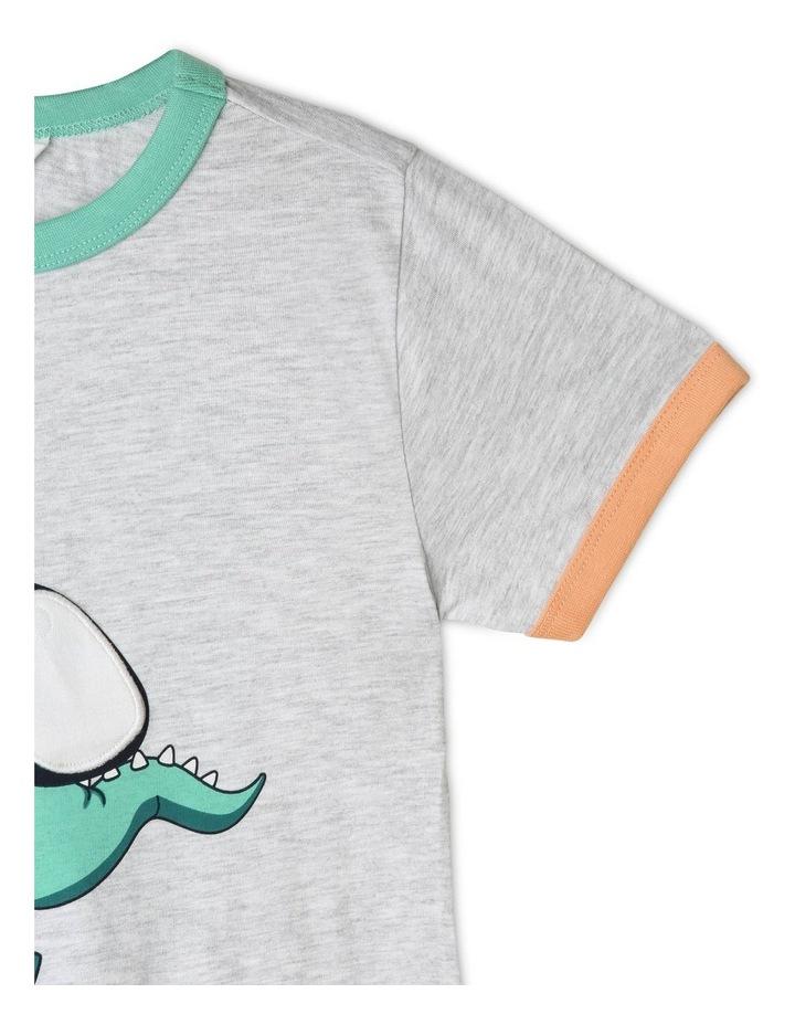 Knit 3D Applique T-Shirt image 4