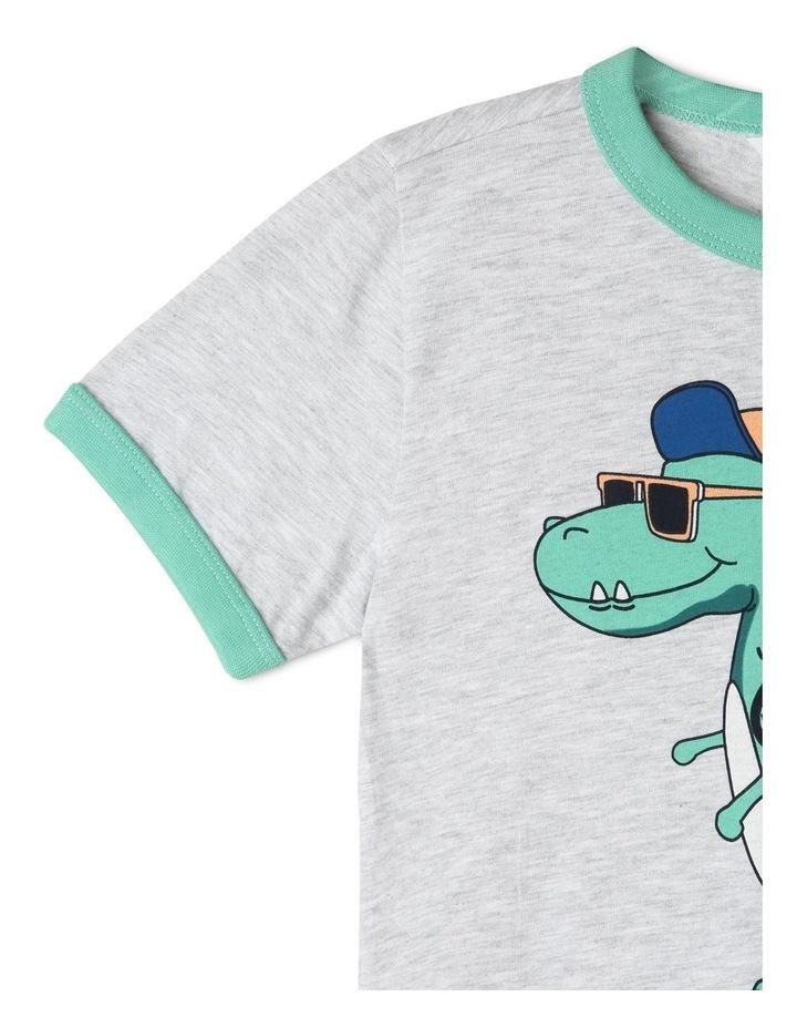 Knit 3D Applique T-Shirt image 5