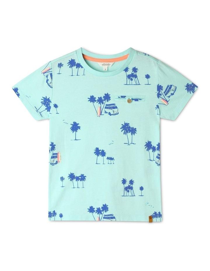 Printed T/shirt image 1