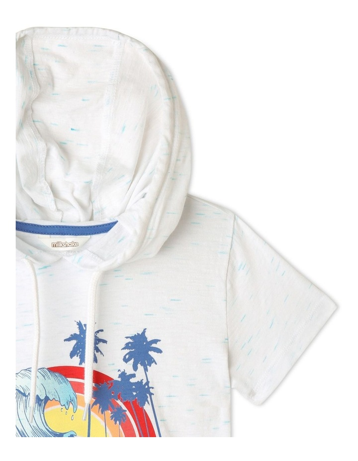 Hooded T-shirt image 3