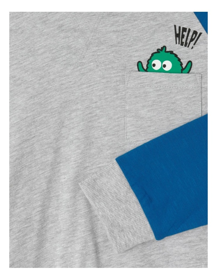 Hooded T-shirt image 4