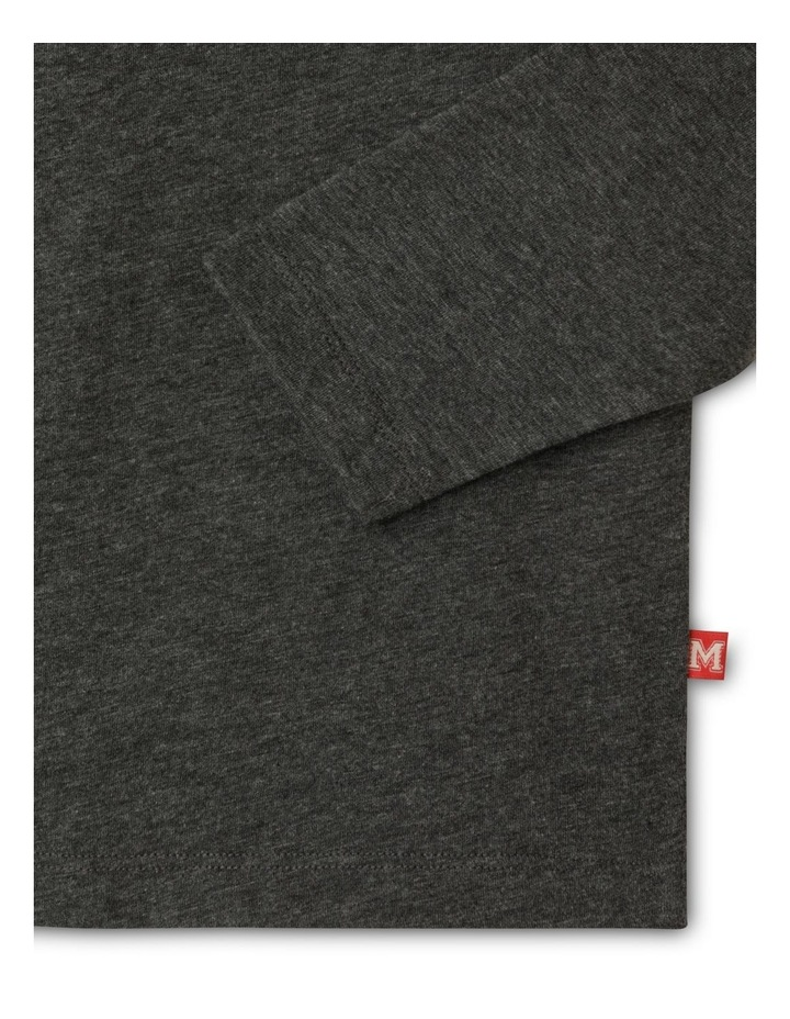 Knit Henley T-Shirt image 3