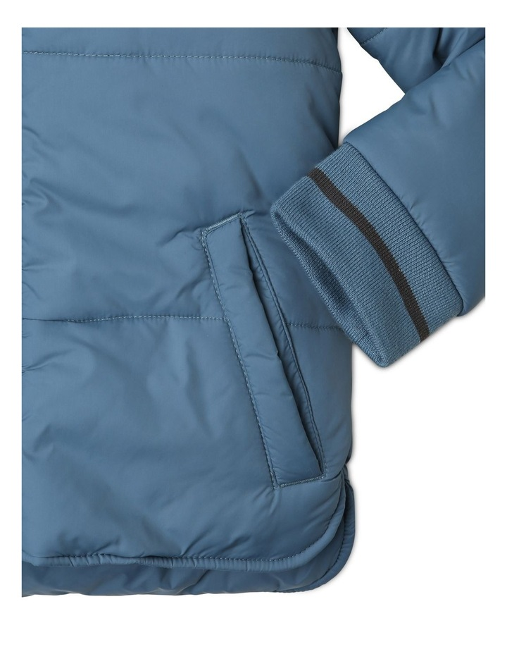 Check-Lined Hooded Anorak image 3