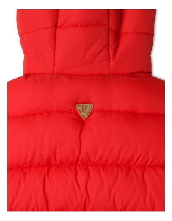 Puffer Jacket with Hood image 7