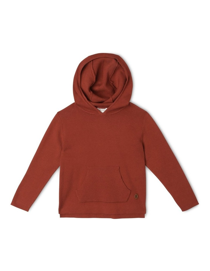 Knitted Hoodie image 1