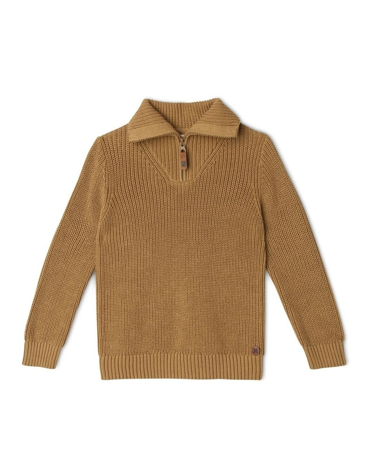 Rib Knit Jumper image 1