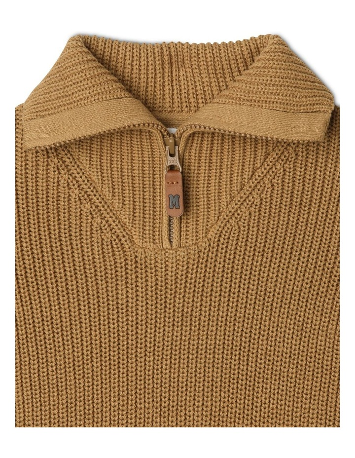 Rib Knit Jumper image 2