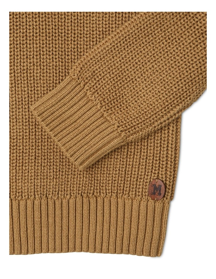 Rib Knit Jumper image 3