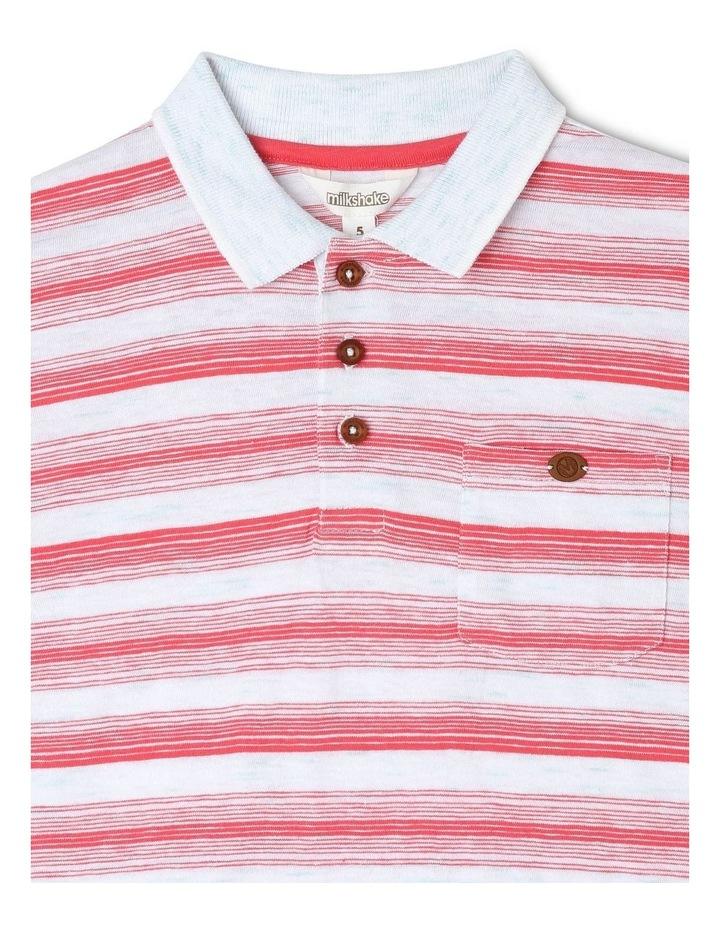 Engineered Stripe Polo image 2