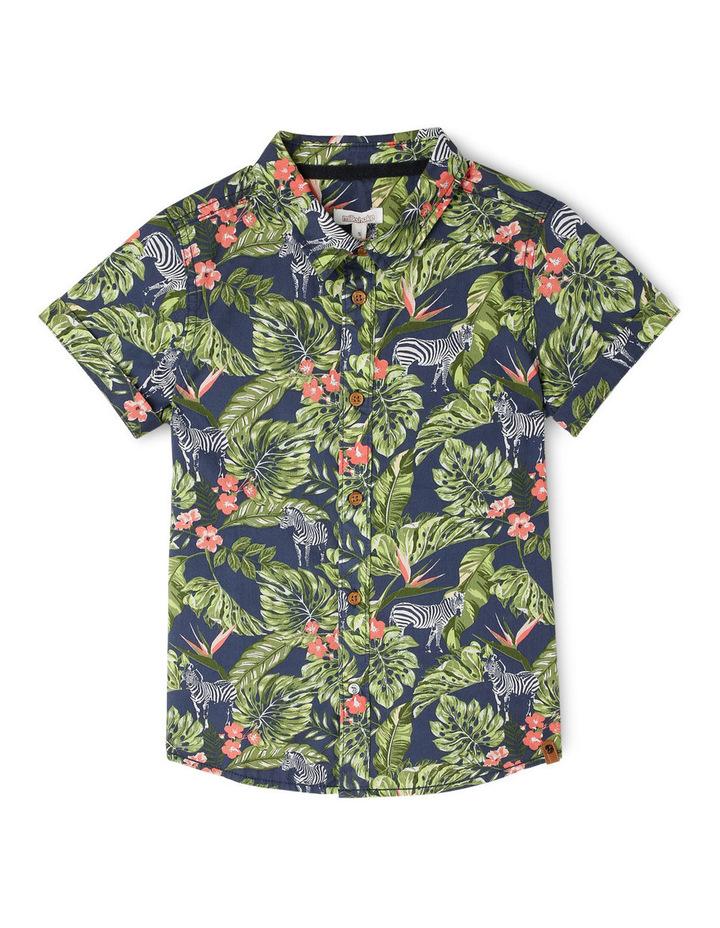 Shirt Short Sleeve Aop image 1