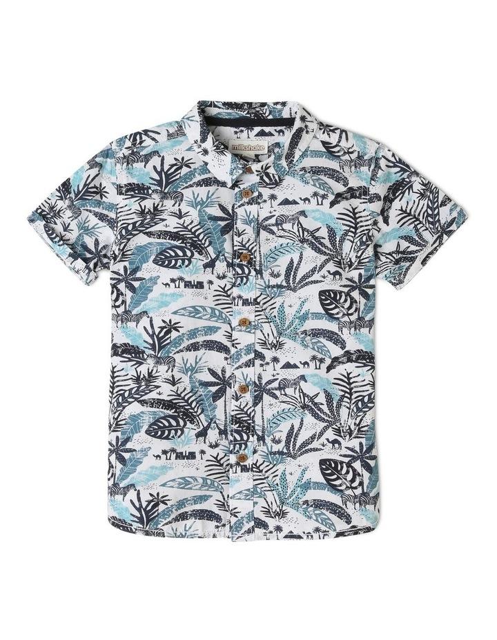 Tourist Print Shirt image 1