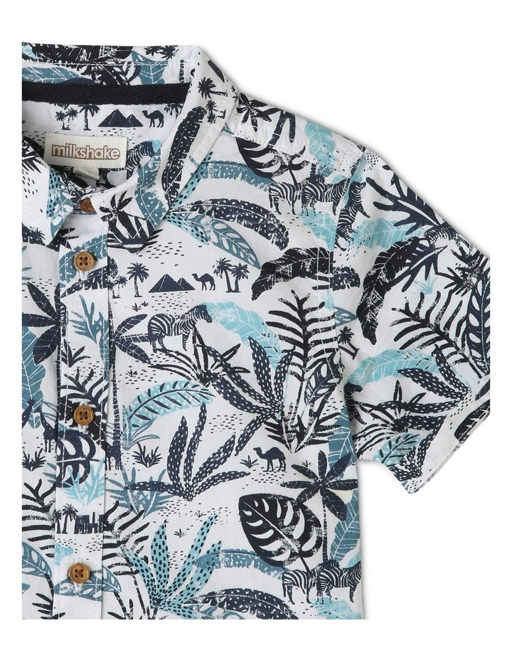 Tourist Print Shirt image 2