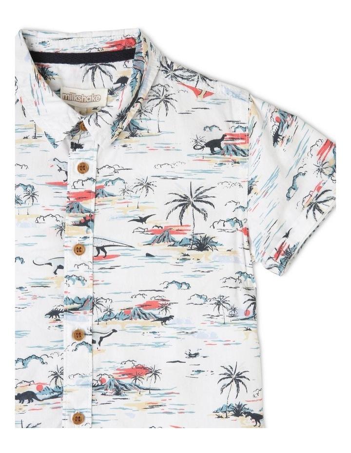 Before Time Print Shirt image 2