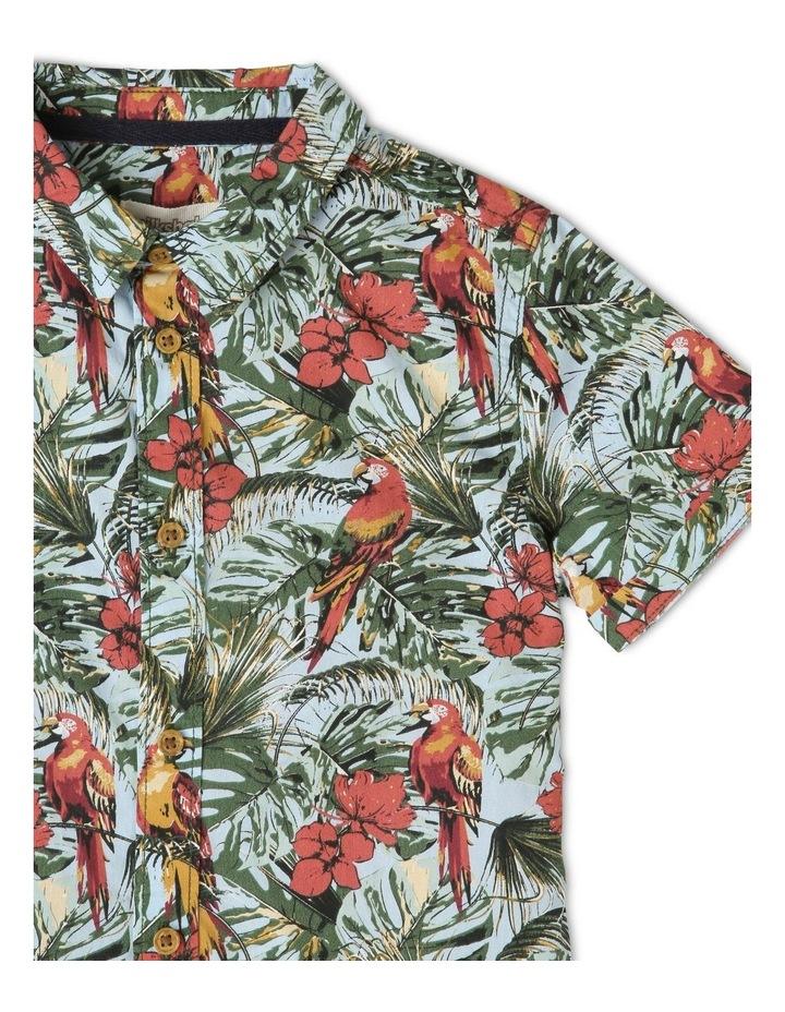 Ferns Print Shirt image 2