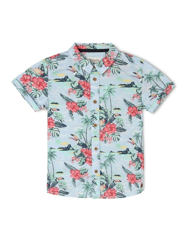 Tropical Print Shirt image 1