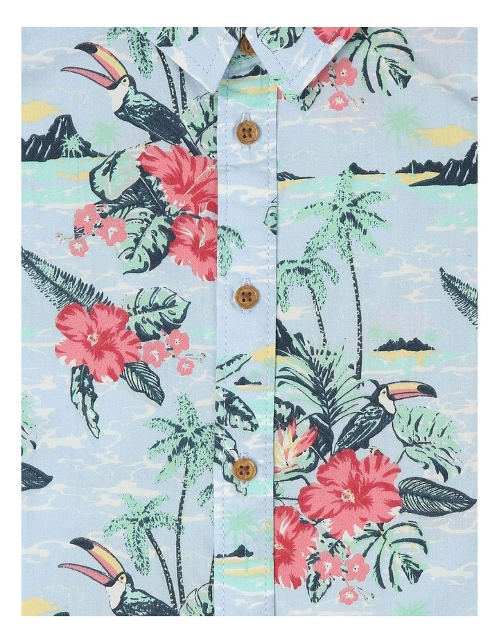 Tropical Print Shirt image 2