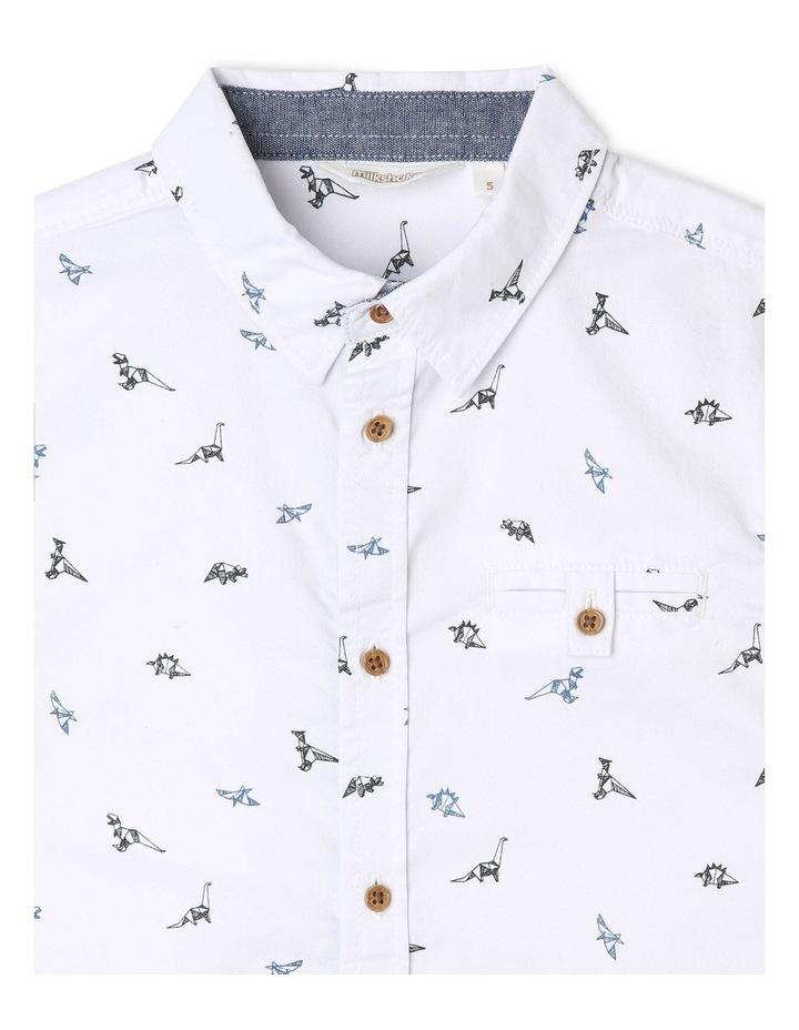 Dinosaur Print Shirt image 3