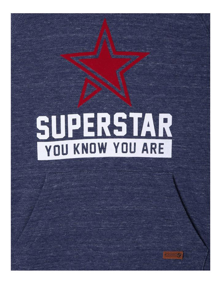 Essentials Superstar Popover Hoodie image 2