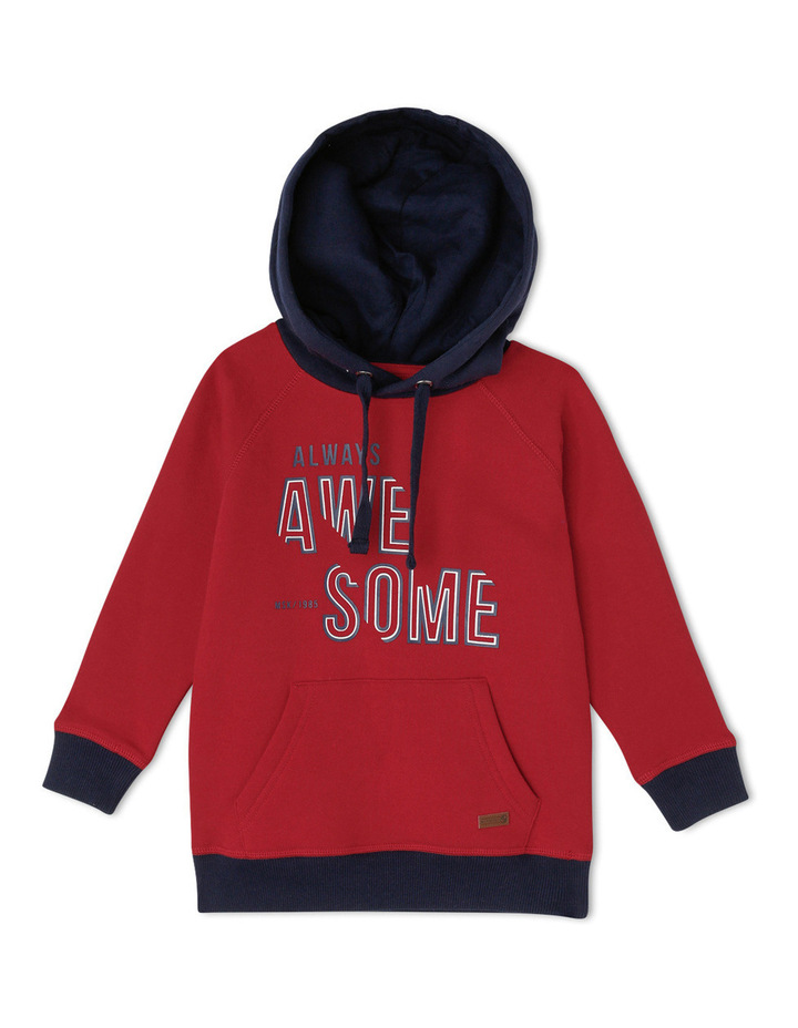 Essentials Awesome Popover Hoodie image 1