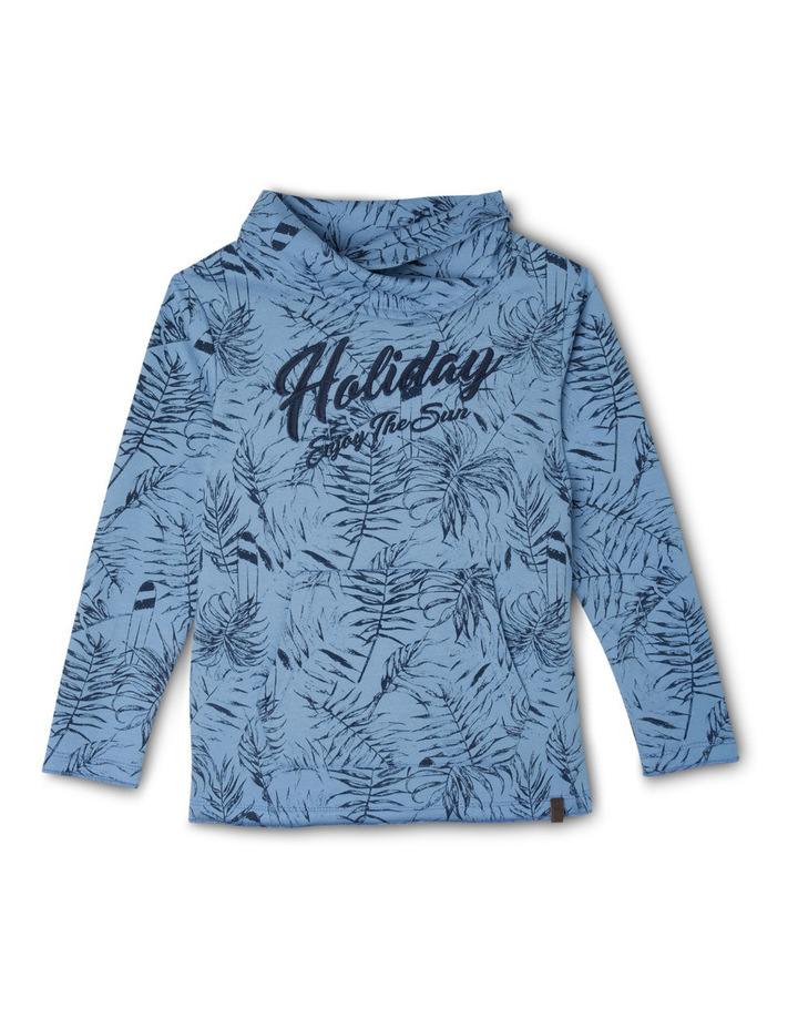 Sweat Top Aop Totally Wild image 1